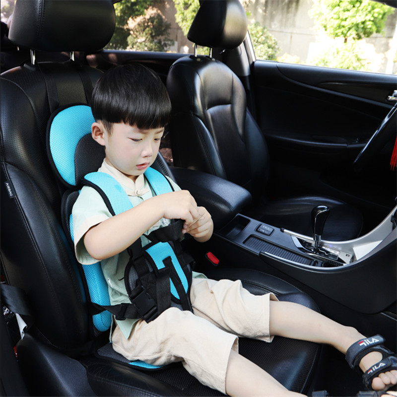 Child Car Safety Seats- 6~12 year Portable