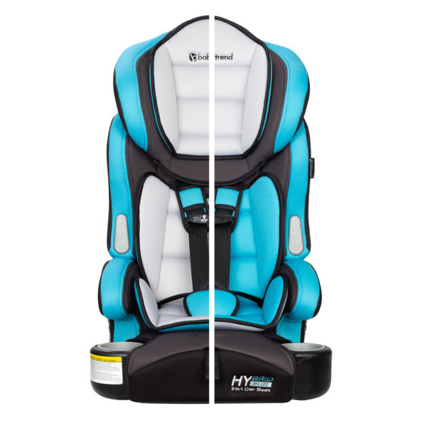 3-in-1 Booster Car Seat- Baby Trend Hybrid Plus Bermuda.