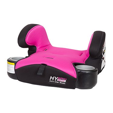 3-in-1 Booster Car Seat- Baby Trend Hybrid Plus Olivia.
